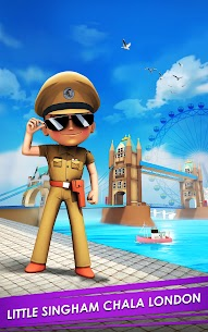 Little Singham – No 1 Runner ‏ 10