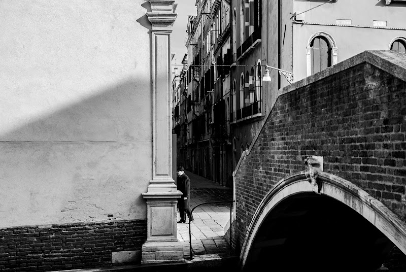 Somewhere in Venice di Silvize9