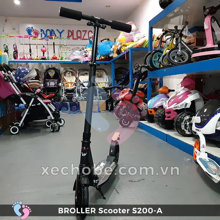 Xe trượt Scooter 2 bánh Broller S200A 7