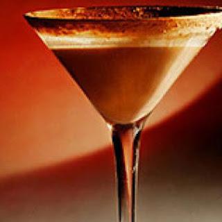 Xocai Healthy Dark Chocolate & Amaretto Martini.