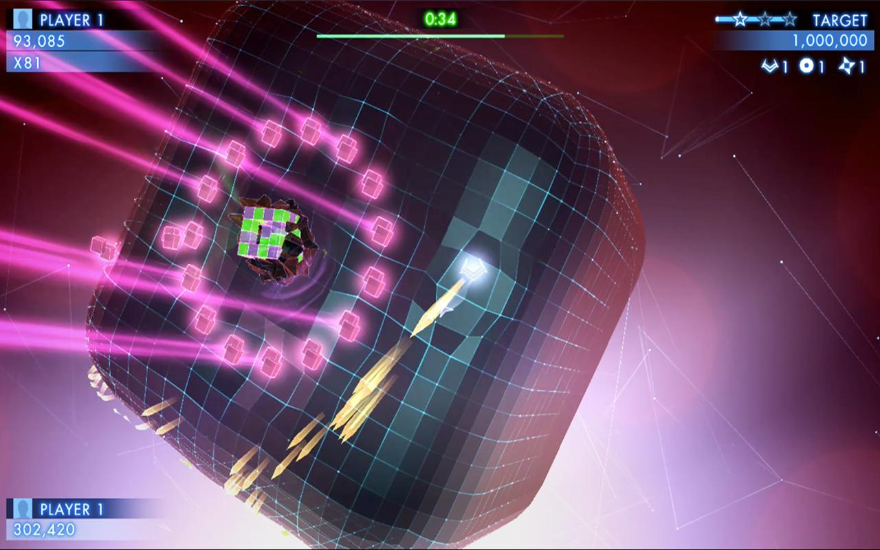 Geometry Wars 3: Dimensions screenshot #5