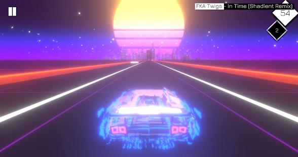 Music Racer - náhled