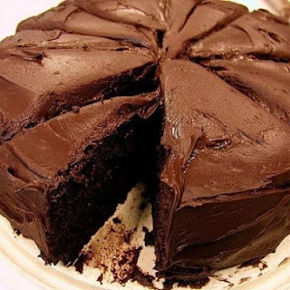 Chocolate cake with Nutella