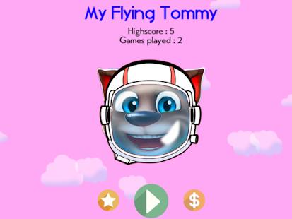 My Flying Tommy - náhled