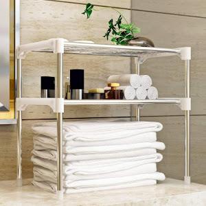Etajera tip raft multifunctional pentru bucatarie sau baie Multi Storage Rack