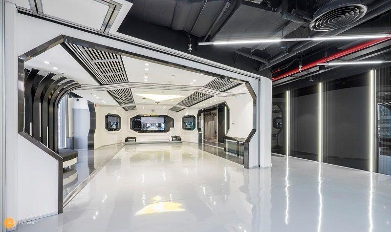 Thiết kế không gian văn phòng làm việc dựa theo lĩnh vực hoạt động