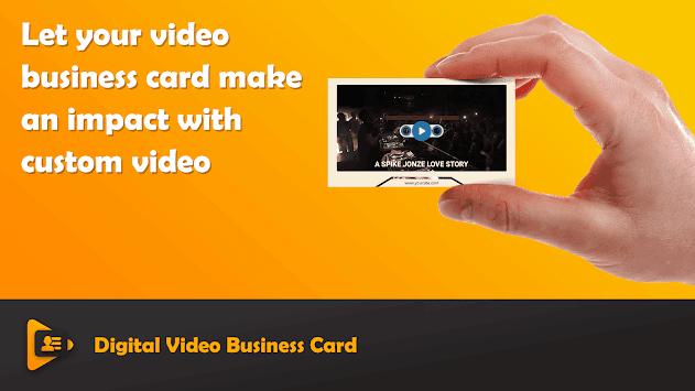 Download digital video business card visiting card maker apk latest digital video business card visiting card maker poster reheart Gallery