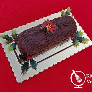 Maltese Christmas Log Recipe