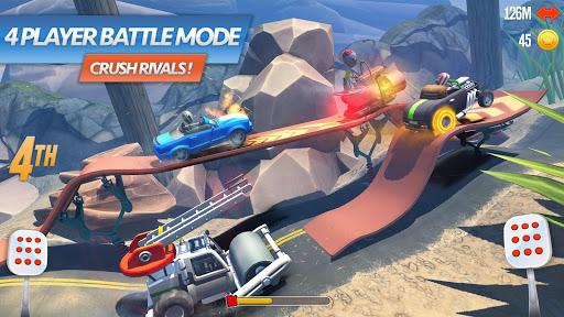 Racing Rocket : Parkour Rivals 1.0.3 screenshots 3