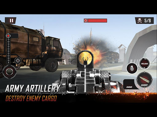 Army Counter Terrorist Critical Strike FPS for PC