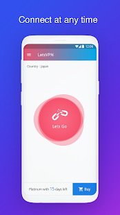 App Lets VPN - The VPN that Always Connects APK for Windows Phone