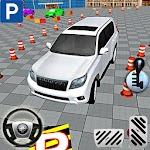 Prado Parking Adventure 3D Car Games Icon
