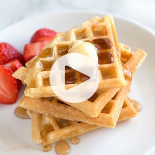 Best Homemade Waffle