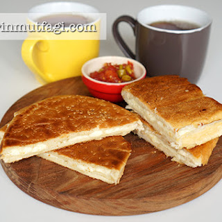 Pan Toasted Cheese Sandwich