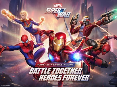 MARVEL Super War 9