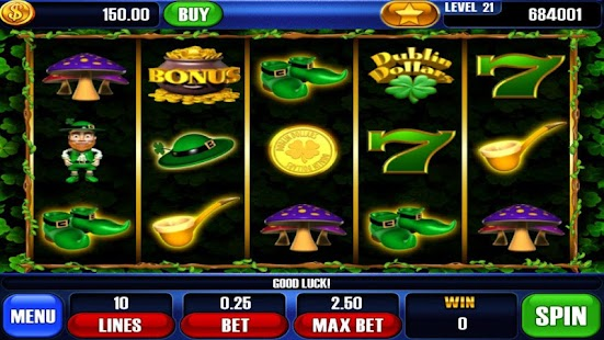 Dublin Dollars Free Slots- screenshot thumbnail
