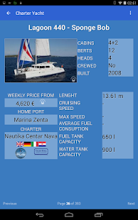 iBoatCharter- screenshot thumbnail
