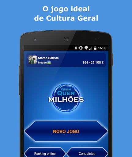 Milhões Quiz Português