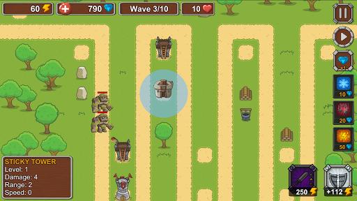 Tower Defense - Skeleton army screenshot 5
