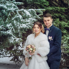 Wedding photographer Elena Lyasyuk (fotograflyasuk). Photo of 20.03.2018