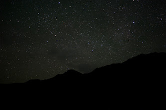 Photo: Death Valley is the darkest place in US