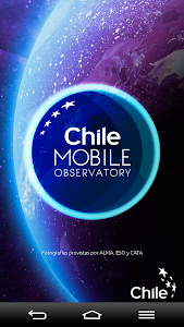 Chile Mobile Observatory screenshot 1