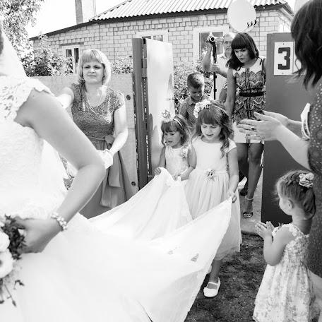 Свадебный фотограф Юлия Дубина (YuliaDybina). Фотография от 10.09.2017
