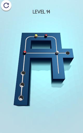 Marble Balls Maze Puzzle  screenshots 16