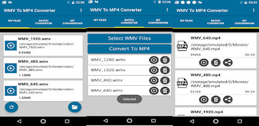 WMV To MP4 Converter - Apps on Google Play