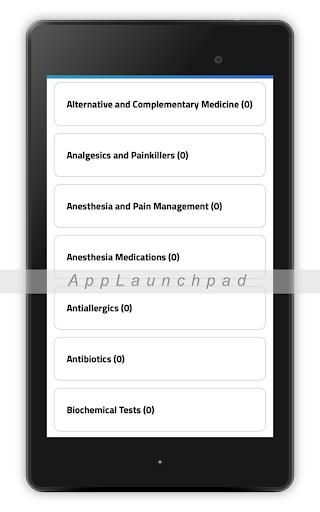 Health Encyclopedia 3.4 Screenshots 9