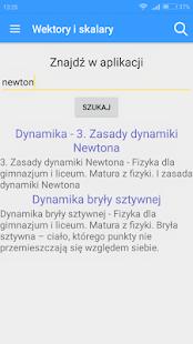 Fizyka dla liceum i gimnazjum - náhled