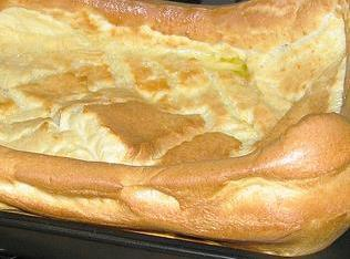Yorkshire Pudding Great With Roast Beef. Recipe