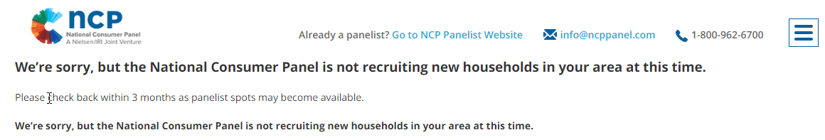 What Is National Consumer Panel? A Place That Recruits Members To Earn And Shop.