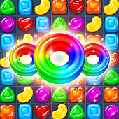 Jewel World - Jewelry Candy Puzzles