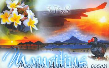 Photo: 3B8 Mauritius