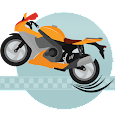 Fast Motorcycle icon