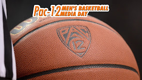 Pac-12 Men's Basketball Media Day thumbnail