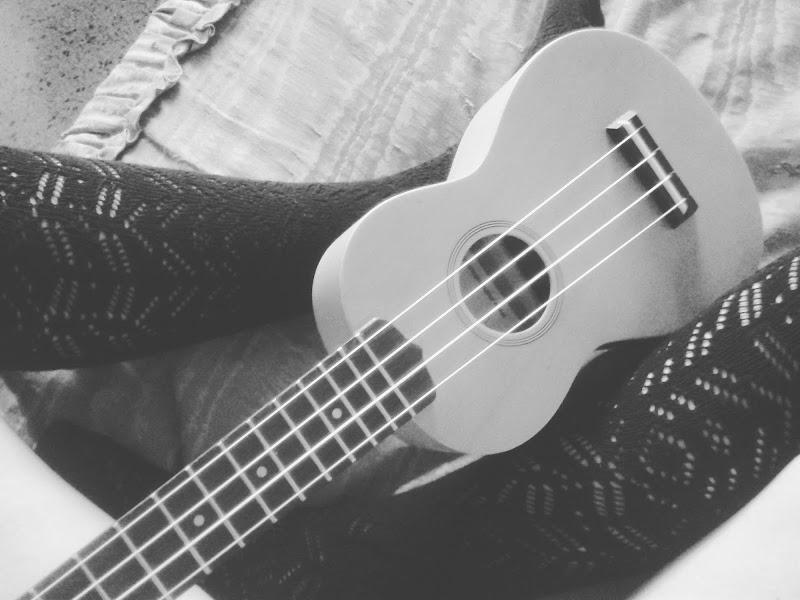 ukulele's melody di _Chiara_