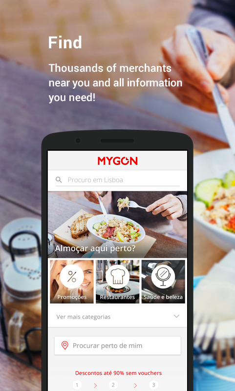Mygon- screenshot