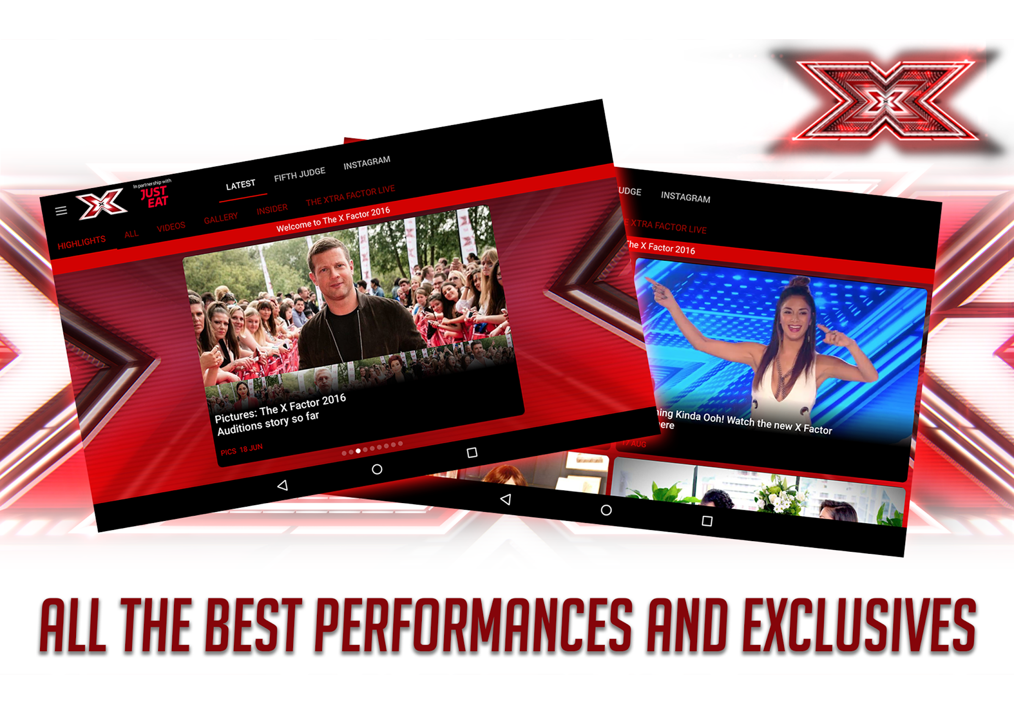 The X Factor UK (Android) reviews at Android Quality Index