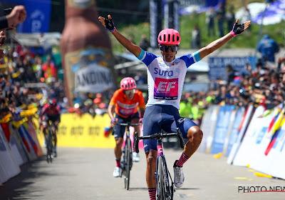 "Daniel Martinez na winnen Dauphiné: ""Hectische dag"""
