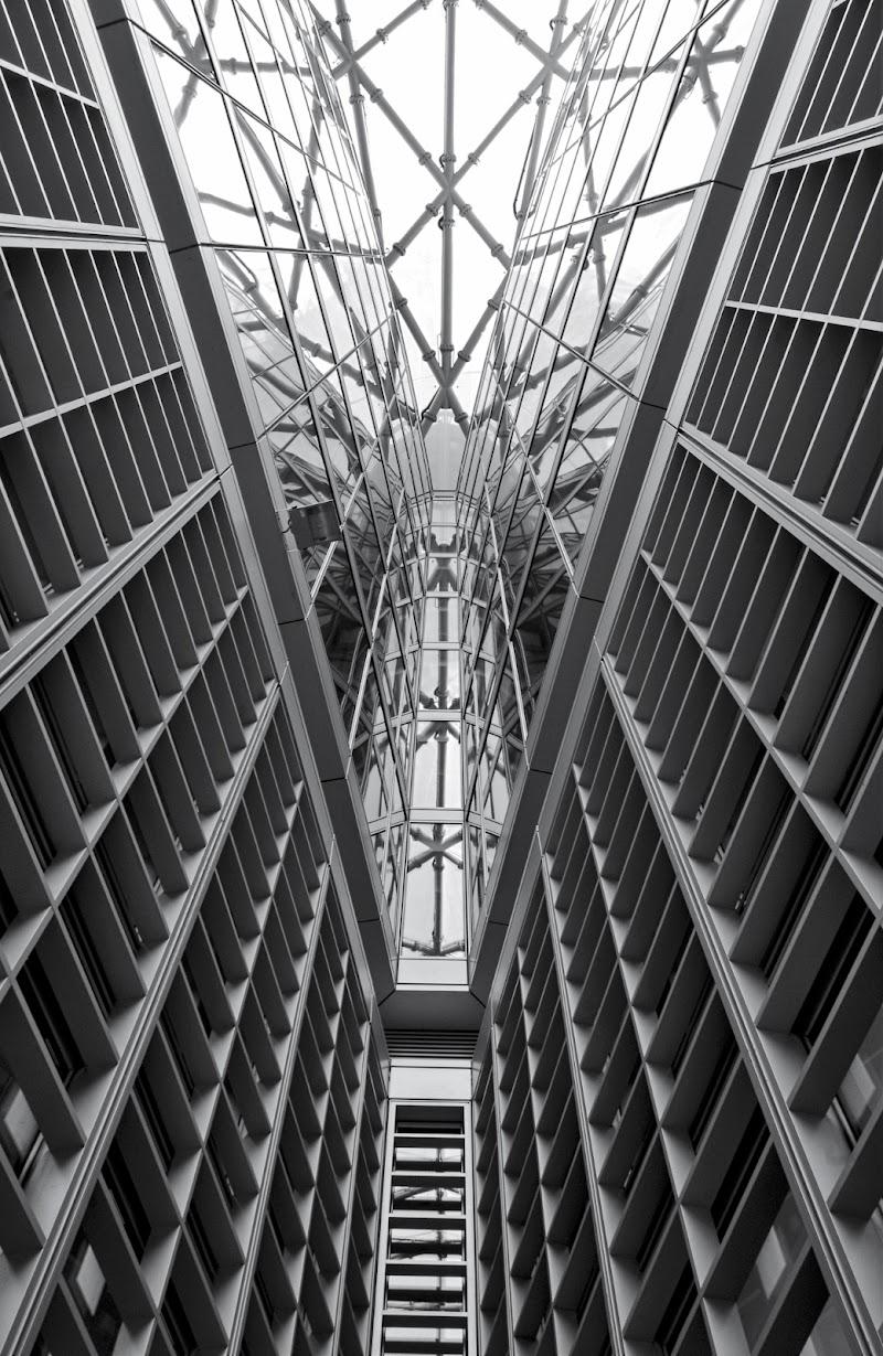 Intrichi architettonici di DMax