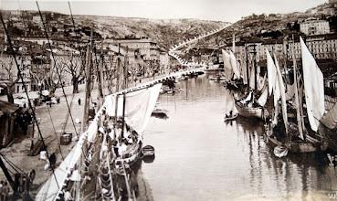 Photo: Granica između Rijeke i Sušaka, 1933g