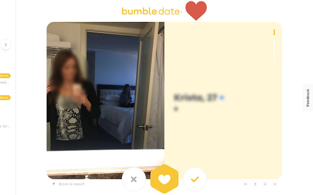 Show Bumble Matches