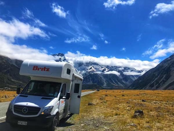 NZM Rentals - Campervan/Motorhome Hire New Zealand (Christchurch