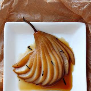 Pear Tea Recipes.