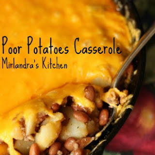 Poor Potatoes Casserole.
