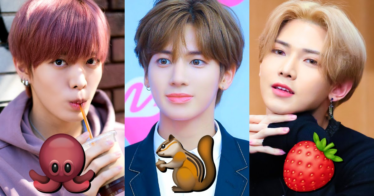 """Here Are The """"Official"""" Emojis Of 3 MORE K-Pop Groups You Should Know"""