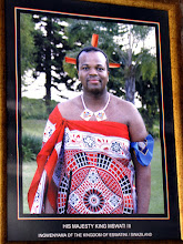 Photo: King Mswati III