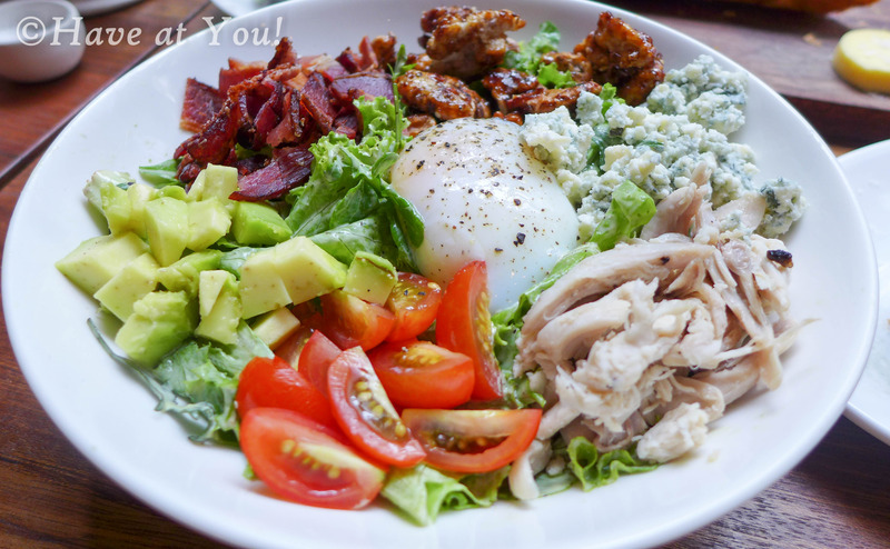 Wildflour salad
